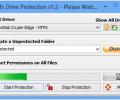 Ntfs Drive protection Screenshot 0