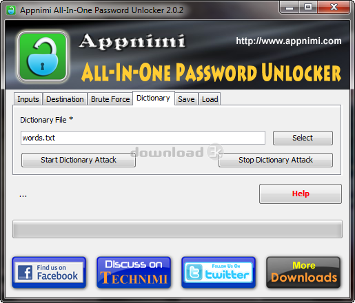 password unlocker