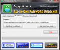 Appnimi All-In-One Password Unlocker Screenshot 2