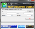 Appnimi All-In-One Password Unlocker Screenshot 4