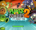 Plants vs. Zombies 2 for iOS Screenshot 1