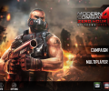 Modern Combat 4: Zero Hour for iOS Screenshot 1