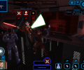 Star Wars: Knights of the Old Republic for iPad Screenshot 2