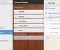 Wunderlist for Android Screenshot 2