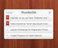 Wunderlist for Android Screenshot 3