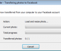 Easy Photo Uploader for Facebook Screenshot 3