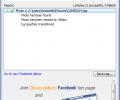 Easy Photo Uploader for Facebook Screenshot 4