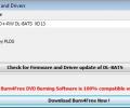 DVD Firmwares and Drivers Screenshot 0