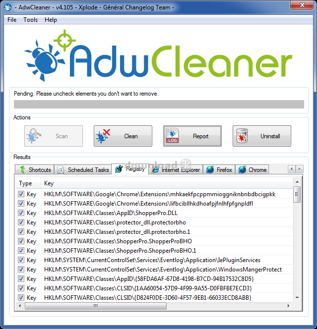 adw cleaner download chomikuj