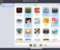 Xilisoft iPhone Apps Transfer for Mac Screenshot 0