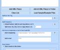 Split XML Into Multiple Files Software Screenshot 0