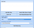 XML Remove Lines and Text Software Screenshot 0