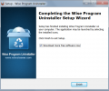 Wise Program Uninstaller Screenshot 4