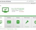 Norton Security with Backup Screenshot 0
