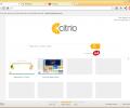 Citrio Screenshot 0