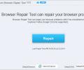 Anvi Browser Repair Tool Screenshot 0