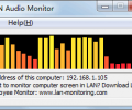 LAN Audio Monitor Screenshot 0