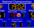 Basketball Scoreboard Pro Screenshot 0