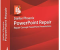 Stellar Phoenix PowerPoint Repair Screenshot 0