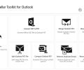 Stellar Outlook Manager Screenshot 0