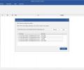 Stellar OLM to PST Converter Technical Screenshot 0