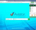Aviator Screenshot 1