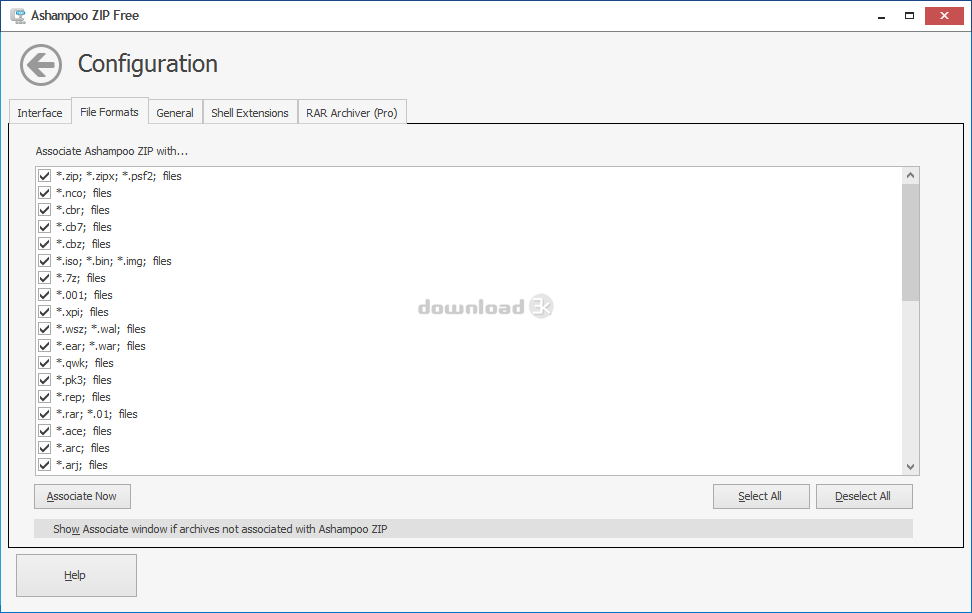 Download ashampoo_zip_free_18811 exe Free - Ashampoo ZIP