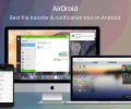 AirDroid - File & Notifications Screenshot 0