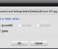 Easy File Locker Screenshot 2