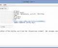 nfo++ Screenshot 1