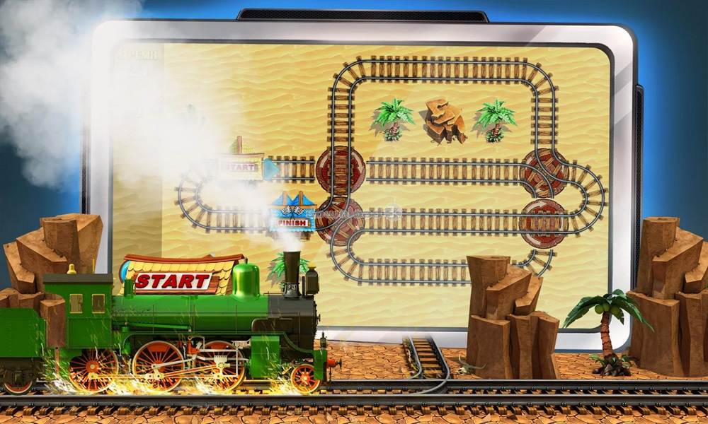 Download PuzzleRailRush apk Free - Puzzle Rail Rush for Android 1 5