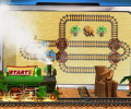 Puzzle Rail Rush for Android Screenshot 0