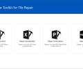 Stellar File Repair Toolkit Screenshot 0