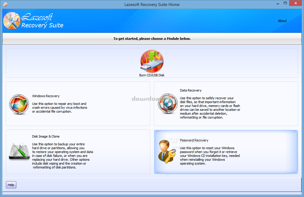 Lazesoft Recovery Suite Home 4 3 1 Review & Alternatives