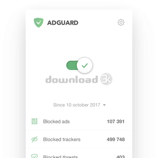 AdGuard for Mac 2 0 6 Quick review - Free trial download - AdGuard