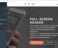 MobiRise Mobile Website Builder Screenshot 0