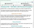 Notebook PEA Screenshot 0