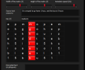 Encryptor «Transposition cipher» Screenshot 0