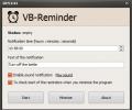 VB-Reminder Screenshot 0