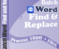Text Search and Replace Tool Screenshot 0