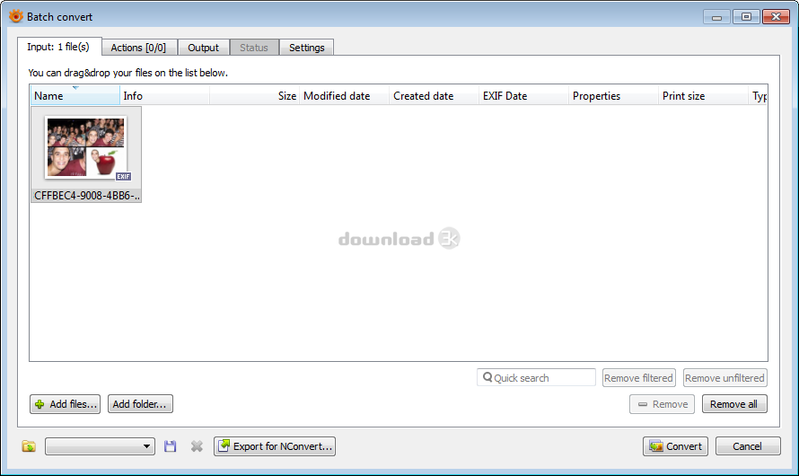 XnView MP 0 93 1 Review & Alternatives - Free download