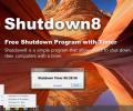 Shutdown8 Screenshot 0