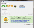 FreeSizer Screenshot 1
