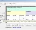 HTML Table Creator Tool Screenshot 0