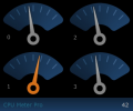 CPU Meter Pro Screenshot 0