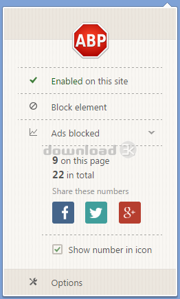 Adblock Plus for Google Chrome 1 8 1 Review & Alternatives - Free