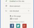 Adblock Plus for Google Chrome Screenshot 1